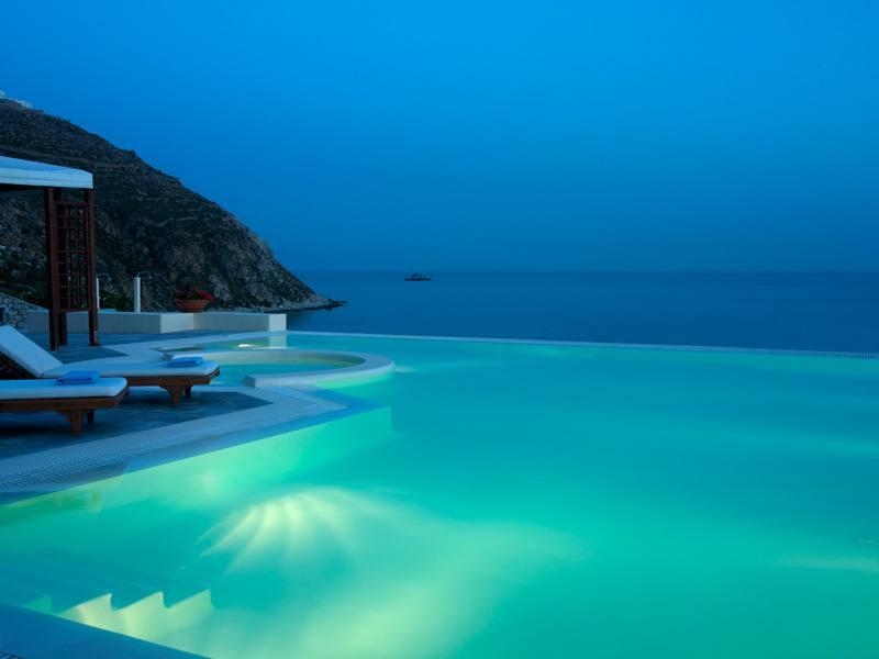 Hotel Santa Marina - Ornos - Mykonos